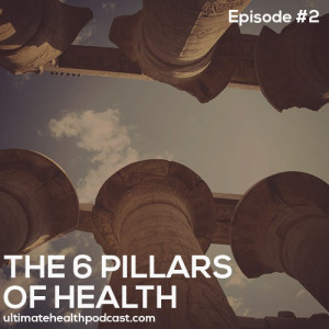 002: The 6 Pillars of Health