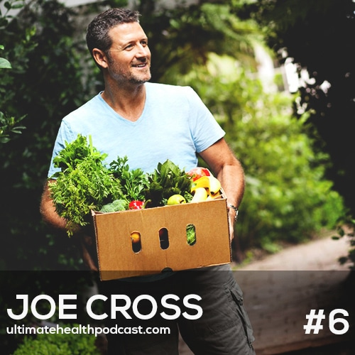 006: Joe Cross – Reboot Your Body With Juice