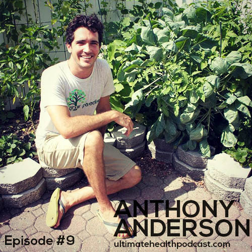 009: Anthony Anderson – Creating A Life Of Paradise