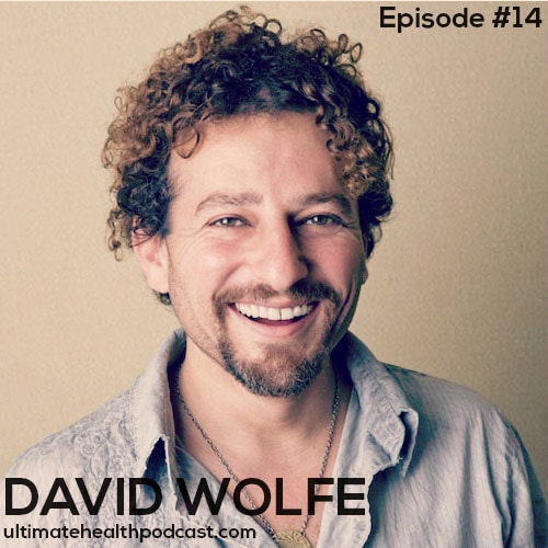 014: David Wolfe – Colours Are The Key To Your Health, Drink The Best Water Ever, Get Energized Without Stimulants