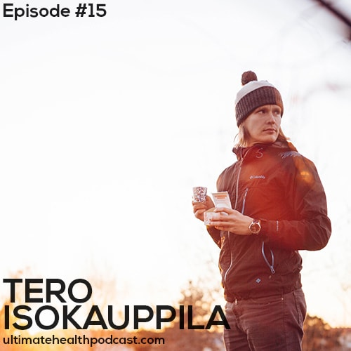 015: Tero Isokauppila – Balance Your Hormones And Immune System With Superfood Mushrooms