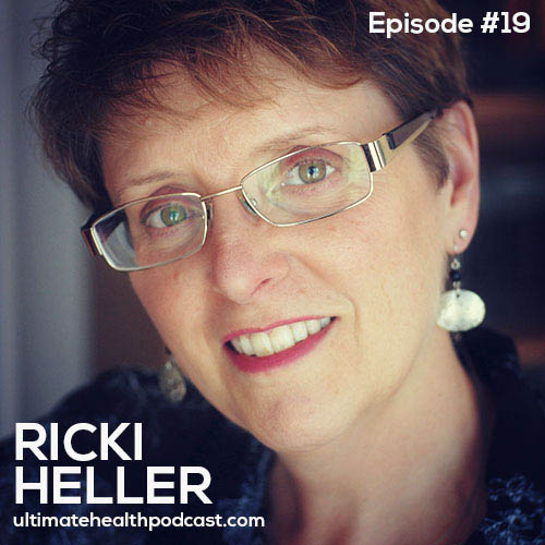 019: Ricki Heller - Managing Candida Overgrowth, Safe Sweeteners, Self Testing At Home