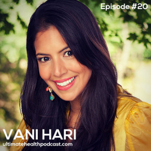 """020: Vani Hari aka Food Babe – """"Natural"""" Means Nothing, Yoga Mat Sandwiches, Scary Meat Alternatives"""