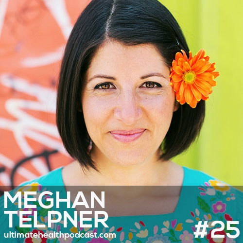 025: Meghan Telpner – Be Awesome! | There's No Perfect Diet | Embracing Your Fears