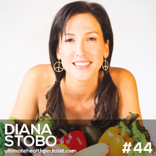 044: Diana Stobo - Don't Get Stuck In Dietary Dogma | Nut Milk, Made Easy | Is Detoxing Good?