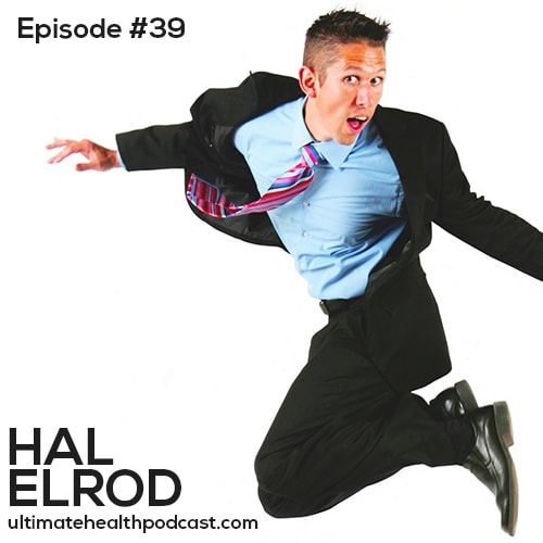 039: Hal Elrod - The Ultimate Morning Routine | Overcoming Rock Bottom, Twice | Meditation Is Essential