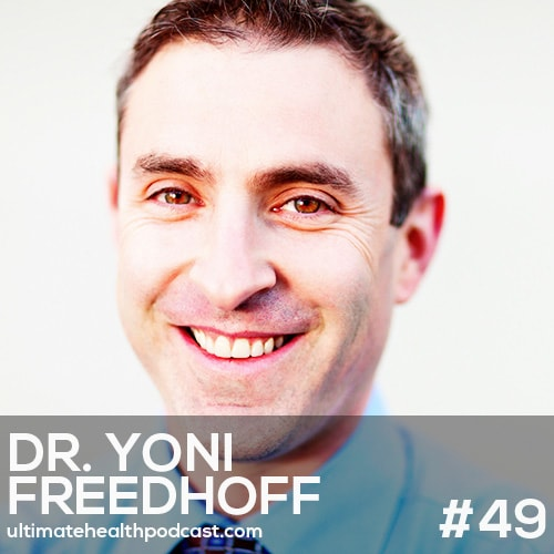 049: Dr. Yoni Freedhoff - Embracing Imperfection | Stop Blaming The Food Industry | Staying Ahead Of Food Cravings