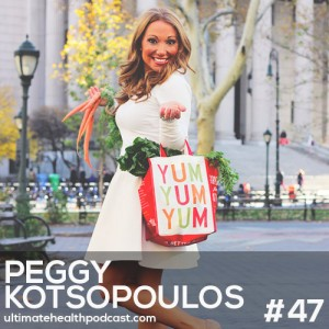 047: Peggy Kotsopoulos - Boost Your Metabolism With HIIT | Natural Ways Of Reducing PMS | Eating For Vibrancy