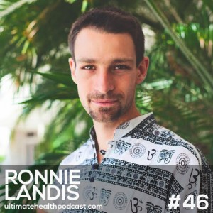 046: Ronnie Landis – Power Up Your Adrenals | Calcium Supplements Don't Work | The Most Caffeinated Plant In The World (It's Not Coffee)