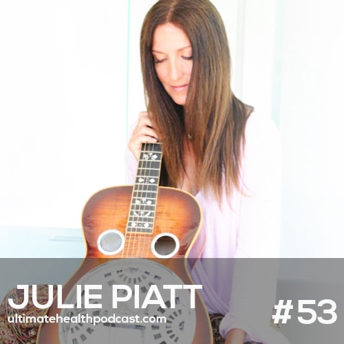 053: Julie Piatt - The Warrior Path | Unschooling | The Importance Of Spiritual Connection