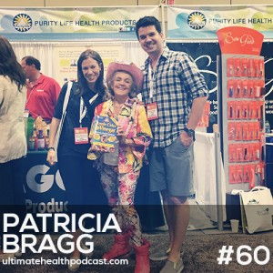 060: Patricia Bragg – Key Components Of Healthy Living (minicast)