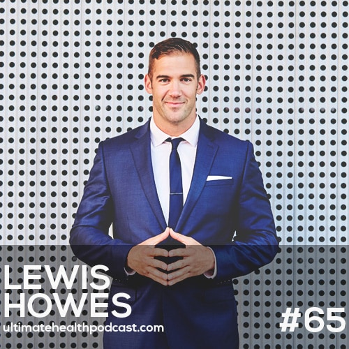 065: Lewis Howes - The School Of Greatness   Overcome Your Fear Of Public Speaking   The Importance Of Mentors