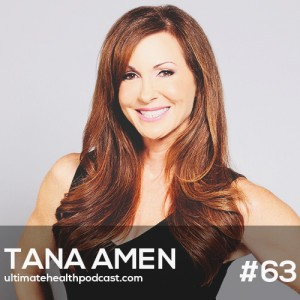 063: Tana Amen - Supplements For Brain Health | Coffee & Wine Aren't Health Foods | Is Your Autoimmune Issue Linked To Your Lifestyle?