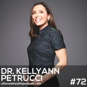 072: Dr. Kellyann Petrucci - Everything You Ever Wanted To Know About Bone Broth | Foods For Glowing Skin