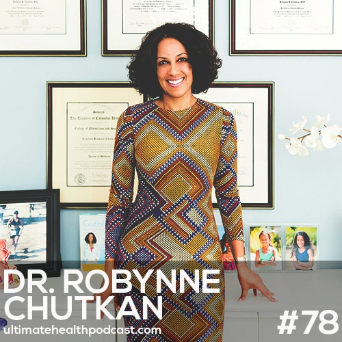 078: Dr. Robynne Chutkan - Microbiome 101 | Stop Sanitizing Yourself Sick | Having A Dog Will Boost Your Health
