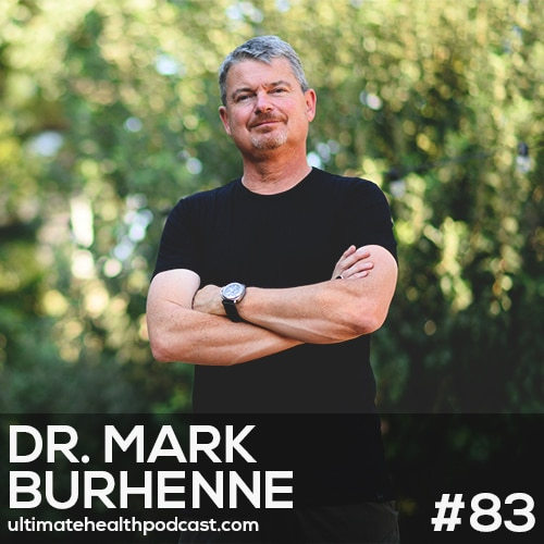 083: Dr. Mark Burhenne - You Could Have Sleep Apnea (And Not Know It) | Start Taking Snoring Seriously | Is Fluoride All Bad?