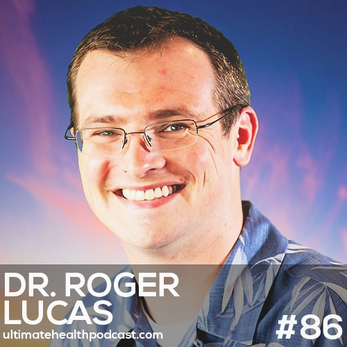 "086: Dr. Roger Lucas - Diet Alone Can Prevent 100% Of Cavities | Is Lemon Water Bad For Your Teeth? | Stay Away From ""Sticky"" Foods"