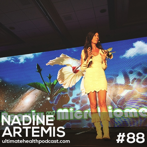 088: Nadine Artemis - Heal Cavities & Receding Gums | Your Oral Mircrobiome Matters | Simply Brush With Baking Soda