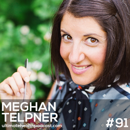 091: Meghan Telpner - Sleeping Without The Enemy, Electronics • Expand Your Business Online • Healing From Crohn's Disease