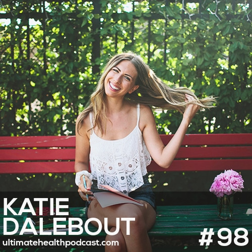 098: Katie Dalebout - Embracing The Art Of Journaling