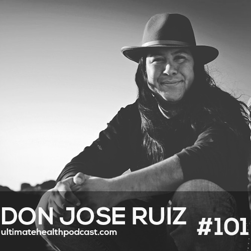 101: don Jose Ruiz - The Fifth Agreement: Be Skeptical, But Learn To Listen