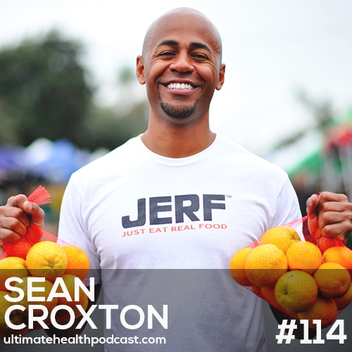 114: Sean Croxton - The Pursuit Of An Authentic Life