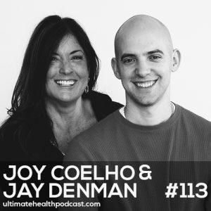 113: Joy Coelho & Jay Denman – JingSlingers • Tonic Herbs vs Adaptogens • The Ultimate Sleep Inducing Elixir