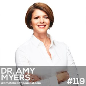 119: Dr. Amy Myers – The Thyroid Connection •  The Impact of Goitrogens •  Hyper vs Hypothyroidism