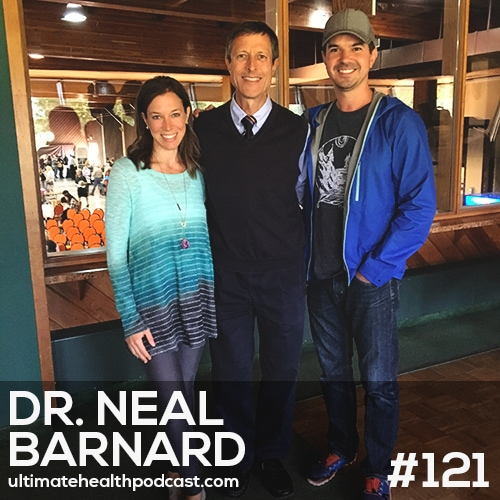 121: Dr. Neal Barnard - Power Foods For The Brain (minicast)