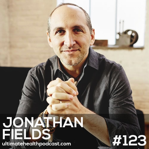 123: Jonathan Fields - How To Live A Good Life • Breakthroughs Require Uncertainty • Money And Happiness Are Byproducts, Not The Goal