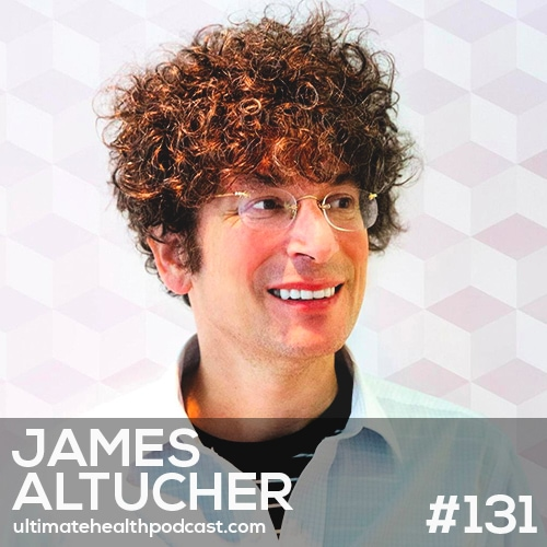 131: James Altucher - It's Time To Choose Yourself • Exercise Your Idea Muscle • The Power Of No