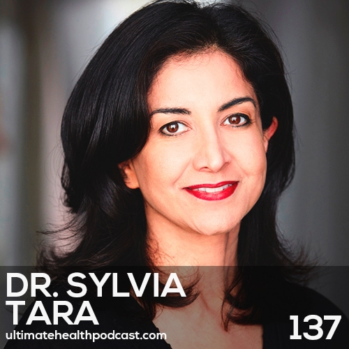137: Dr. Sylvia Tara - Visceral Fat... The Dangerous Type Of Fat • Stop Eating Carbs And Fat Together • The Gut-Fat Connection