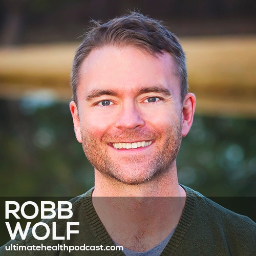 145: Robb Wolf - You Can't Cheat On Your Diet • Wired To Eat • Is The Paleo Diet Right For Everyone?