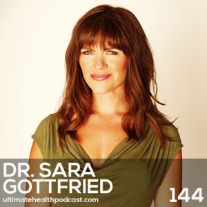 144: Dr. Sara Gottfried – How To Look And Feel Younger