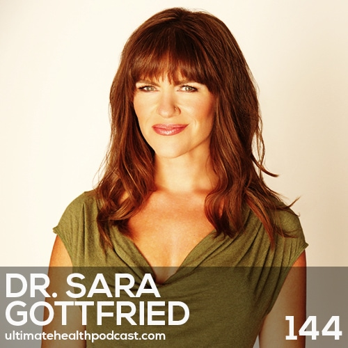 144: Dr. Sara Gottfried - How To Look And Feel Younger