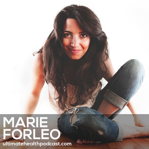 151: Marie Forleo - Exercise Boosts Your Productivity & Creativity • Trust Your Intuition • Create Before You Consume