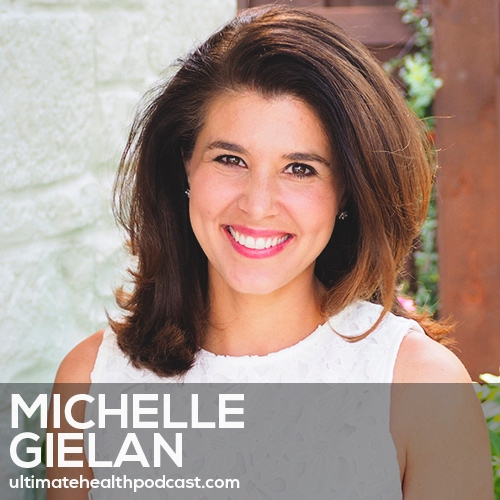 154: Michelle Gielan - Broadcasting Happiness • Seeing Stress As A Challenge • Social Support = Happier You