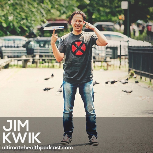 157: Jim Kwik - The Key To A Better Memory • Brain Boosting Foods • The Power Of Intention