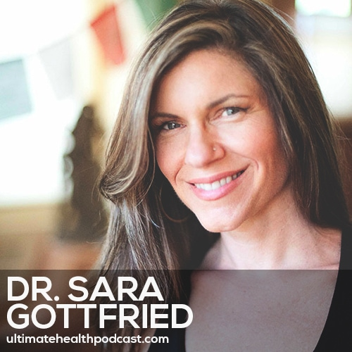 164: Dr. Sara Gottfried - The Hormone Cure • Prepare For Menopause • The Importance Of Carbs