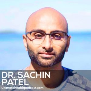 168: Dr. Sachin Patel – Create Better Eating Habits • Heart Rate Variability • Pursue Happiness