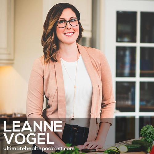 174: Leanne Vogel - Get Fat-Adapted • What's A Carb Up? • Vegans Can Go Keto, Too