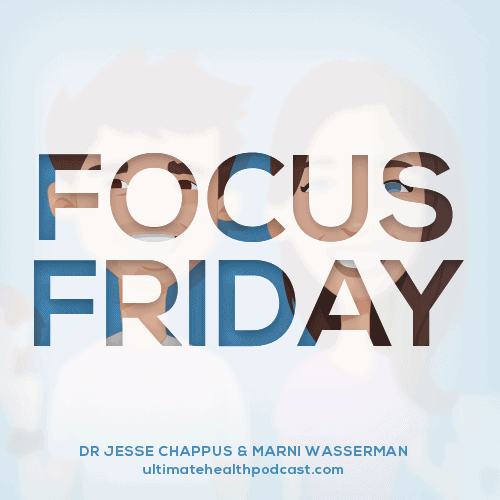 185: Focus Friday - Self-Care Checklist