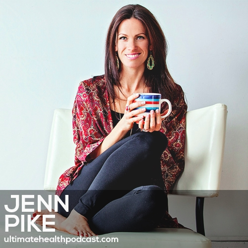 198: Jenn Pike - Simplify Your Life • Get Your Kids Eating Healthy • Invest In Yourself