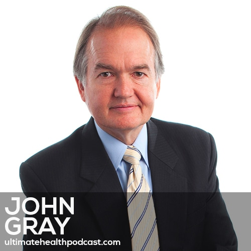 194: John Gray - Beyond Mars And Venus • Role Mate vs Soul Mate Relationship • Getting Your Sex Hormones Back On Track