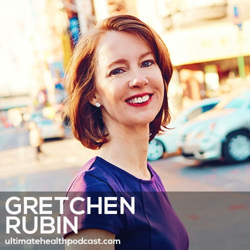 207: Gretchen Rubin - Are You An Upholder, Questioner, Obliger Or A Rebel?