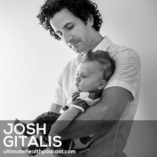 206: Josh Gitalis - Support During Pregnancy • Boost Your Immunity • Testing For Heavy Metals