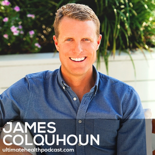 212: James Colquhoun - Food Matters • Building A Thriving Online Community • Transformation Starts In The Mind