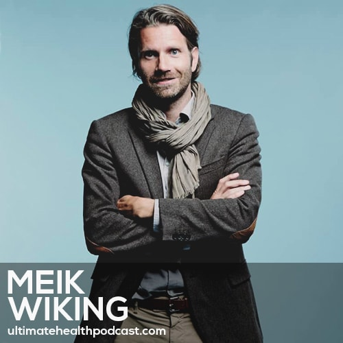 211: Meik Wiking - What Is Happiness (Lykke)? • The Lost Wallet Experiment • Helper's High