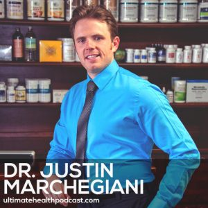 218: Dr. Justin Marchegiani – Is Food Allergy Testing Useless? •  Common Parasites • Intermittent Fasting Isn't For Everyone