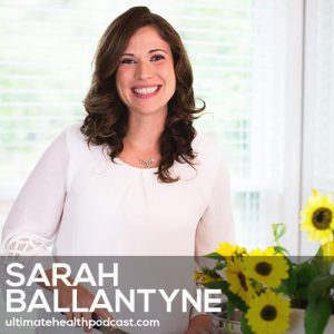220: Sarah Ballantyne – Paleo Is Almost A Plant-Based Diet • Prioritize Sleep • AIP 101